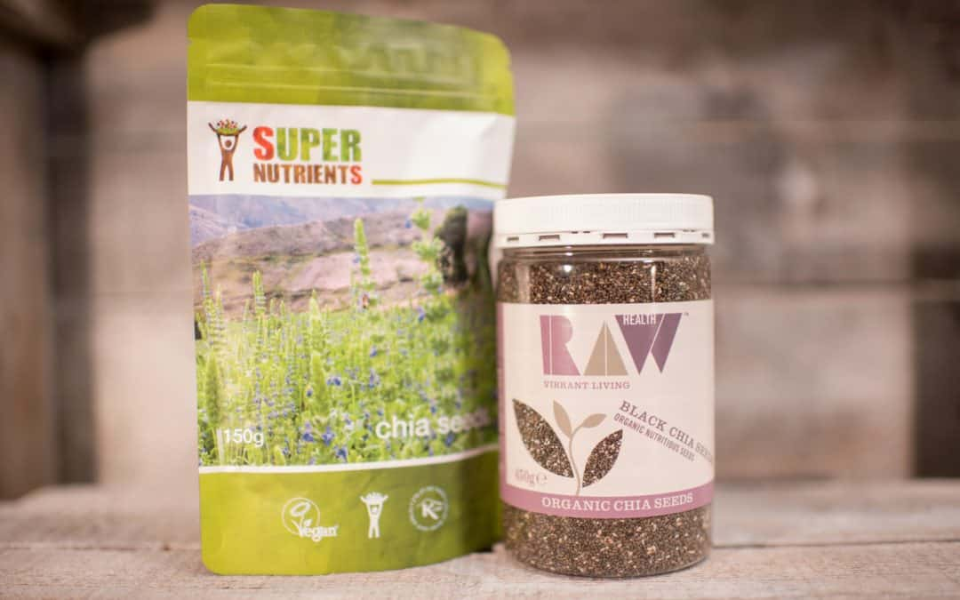 SuperHero #5 – the power of chia seeds