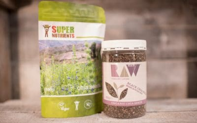 SuperHero #5 – the power of chia seeds