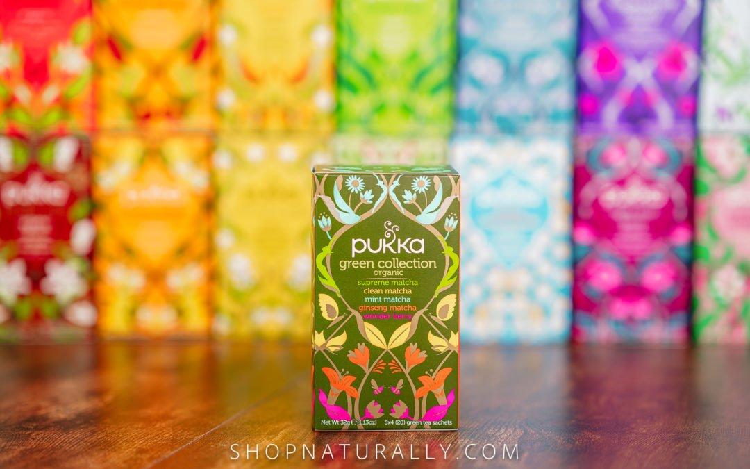 Pukka Green Collection