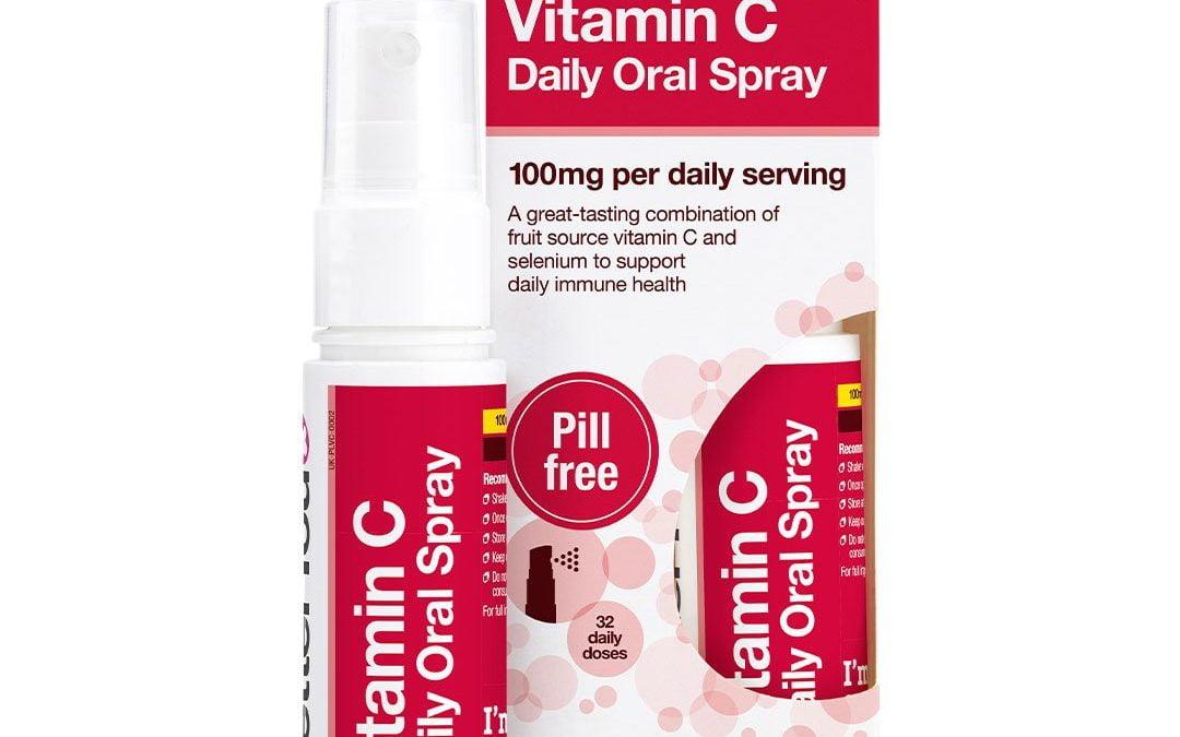 Better You Vitamin C Oral Spray